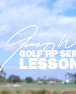 Jimmy Walker Golf Tip Series - Lesson 1