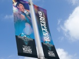 Westgate Light Pole Banners